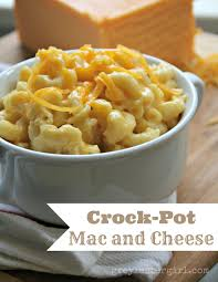 tried it crock pot mac and cheese