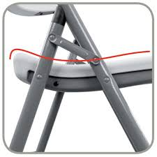 Ergonomic Folding Chair Catering Folding Chair