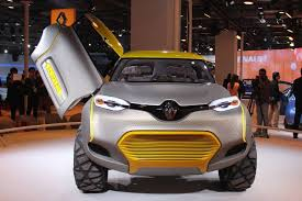 renault concept cars unveils kwid concept car that comes with its own drone w video
