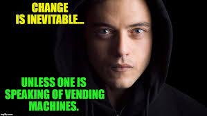 I Robot Meme - mr robot memes imgflip