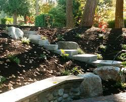 bear creek stone seattle landscape design