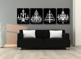 Chandelier Wall Decal Wall Art Glamorous Chandelier Wall Art Chandelier Pictures On
