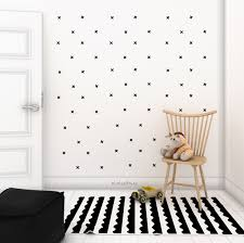 cross wall decals black crosses wall stickers plus sign zoom