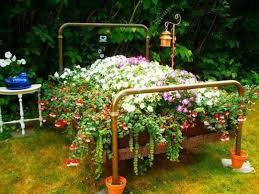 How To Design A Flower Bed Simple Flower Garden Ideas Home Design Ideas