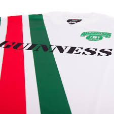 copa cork city f c 1991 retro home football shirt retro