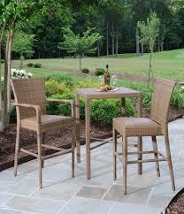 Woodard Patio Furniture - whitecraft by woodard wicker padded seat 24