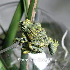 frog garden ornaments garden decoration resin animal frog vintage