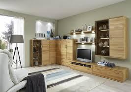 Wohnzimmerschrank 60 Jahre Vierteilige Wohnkombination Porto Höffner Wohnzimmerschränke