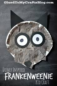paper plate raccoon kid craft activities pre and