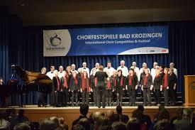 Stadt Bad Krozingen Chorfestspiele Bad Krozingen Interkultur