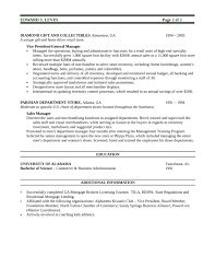 sample resume for a loan processor