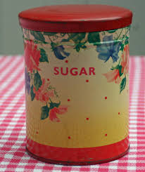 sugar canister dåser pinterest sugar canister and vintage