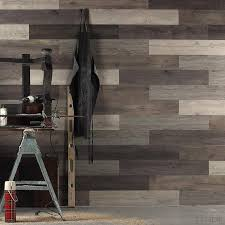scrap wood peel and stick wall planks wood paneling wide plank