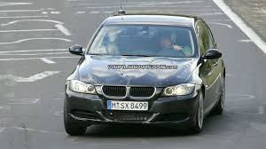 bmw e90 headlights bmw 3 series facelift spied