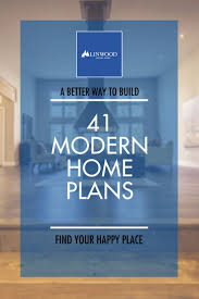 Custom Home Plan 21 Best Modern Style Homes Images On Pinterest Custom Homes