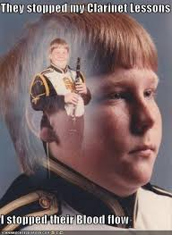 How To Make Good Memes - clarinet boy