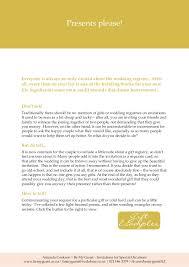 Wedding Gift List Wording Wedding Invitation Wording And Etiquette Guide
