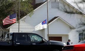 Flags At Half Mast In Texas 11 12 Sunday Forum On Texas Church Mass Shooting News U0026 Observer