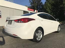 2013 hyundai elantra gls sedan for sale in ferndale wa 7 995