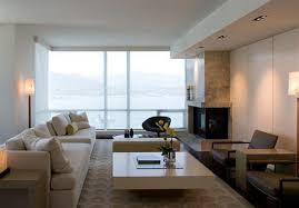 Living Room Ideas For Apartments Living Room At Contemporary Interior Apartment Design Home Design