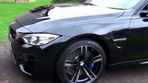 Bmw M3 Colour 2016 Bmw F80 M3 Lci Black Sapphire With Opal White Interior Youtube