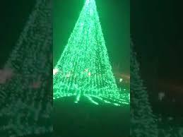 christmas lights lebanon tn the dancing lights of lebanon tennessee 2017 youtube