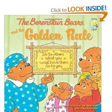we had quite a collection of berenstein bear books in our house