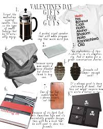 valentines day presents for him gifts design ideas sle best valentines gift for men