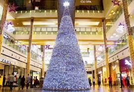 malls dazzle in christmas decor spread cheer with fun activities