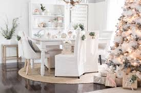 decorative trees for home 27 easy christmas home decor ideas small space apartment