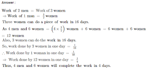 time and work rs aggarwal class 8 maths solutions cce test paper