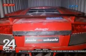 bureau cars bureau of customs to destroy smuggled luxury cars as ordered by