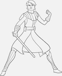 star wars coloring pages anakin skywalker aecost net aecost net