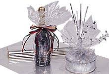 gift basket wrapping paper clear cello rolls and sheets