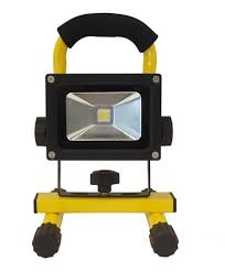 10w rechargeable flood light 10w rechargeable portable led work light flood light daylight