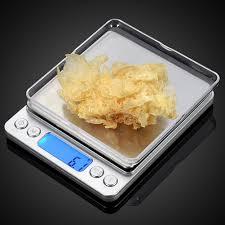 mini balance de cuisine 2 kg x 0 1g mini café échelle thé balance de cuisine numérique lcd
