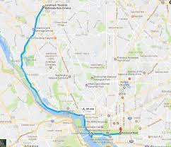 montgomery mall map how to get to the inauguration and s march on washington