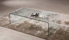tavoli design cristallo tavolo salotto cube design cristallo curvato vetro outlet