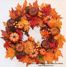 fall wreaths front door wreaths to beautify your home