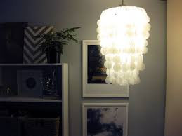 diy shell chandelier diy faux capiz shell chandelier k designs