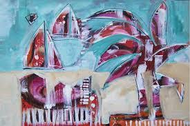 frangipani house art studio blog bloom true ecourse paint with