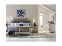 legacy classic brookhaven upholstered bed with turned posts