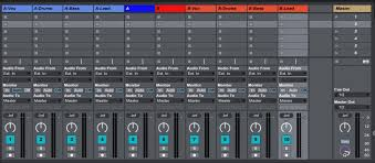 ableton tutorial building a basic stem dj template set part 1