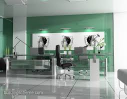 Conference Room Decor Designing A Conference Room With Fresh Green Nuance And Best Wall