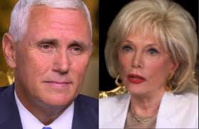 leslie stahl earrings lesley stahl grills pence how can you support if you