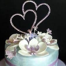 Heart Wedding Cake Heart Wedding Cake Topper Ipunya