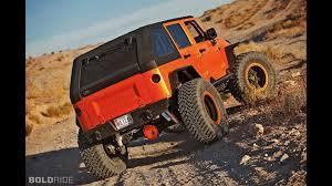 hauk designs sema hauk designs jeep rock raider