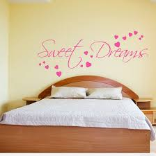 awesome sweet dream wall sticker