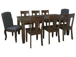 signature design by ashley trudell 9 piece rectangular dining