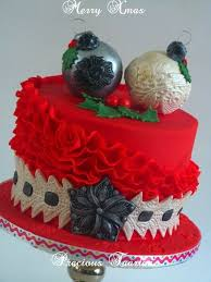 572 best christmas cakes cupcakes and cookies images on pinterest